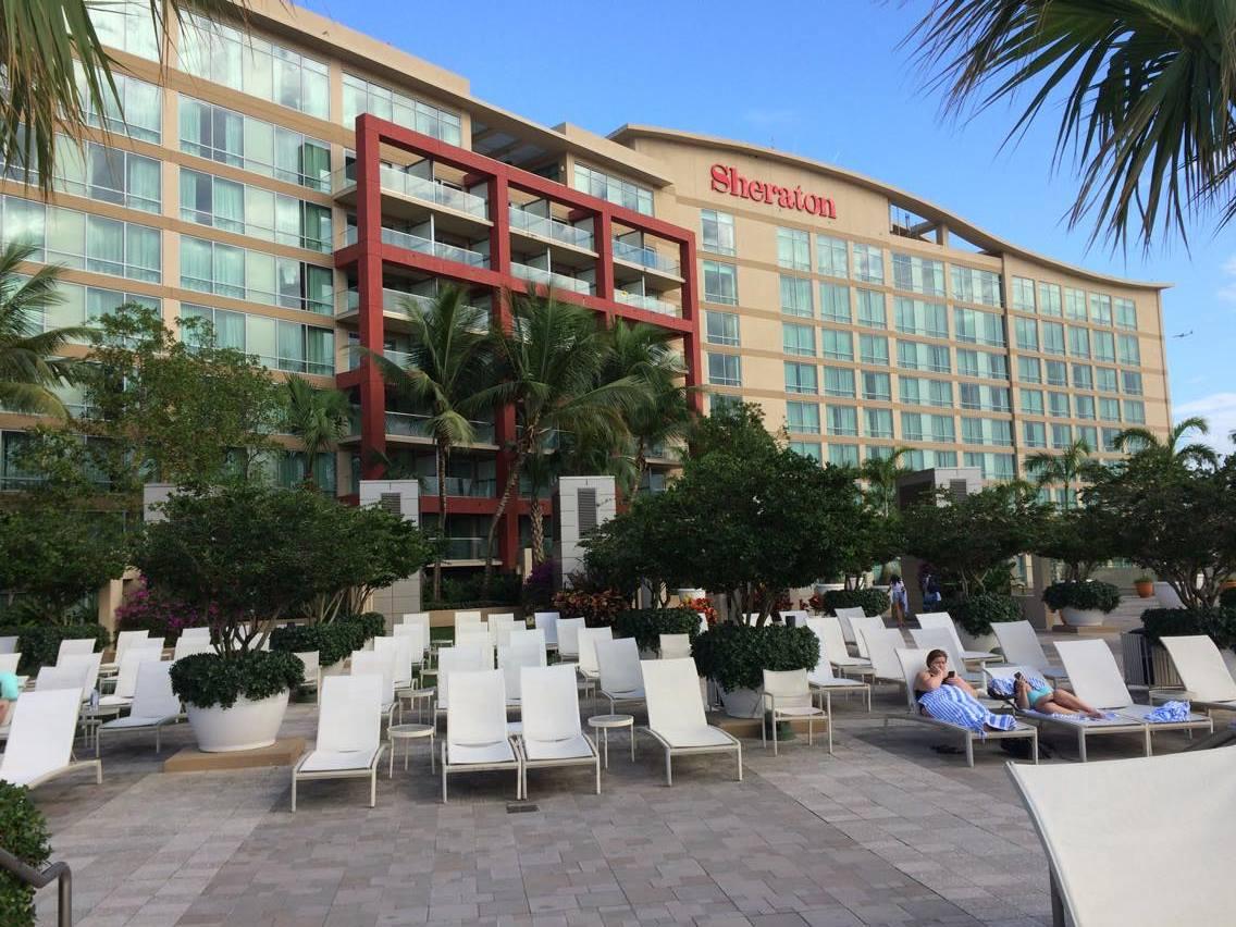 Sheraton puerto rico hotel and casino reviews economy impact gambling